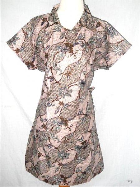 Baju Batik – Sackdress GR 02C | Toko Baju Pakaian Busana Batik ...