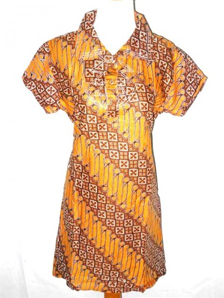 Contoh Gambar Batik Sackdress Gr 45 B Toko Baju